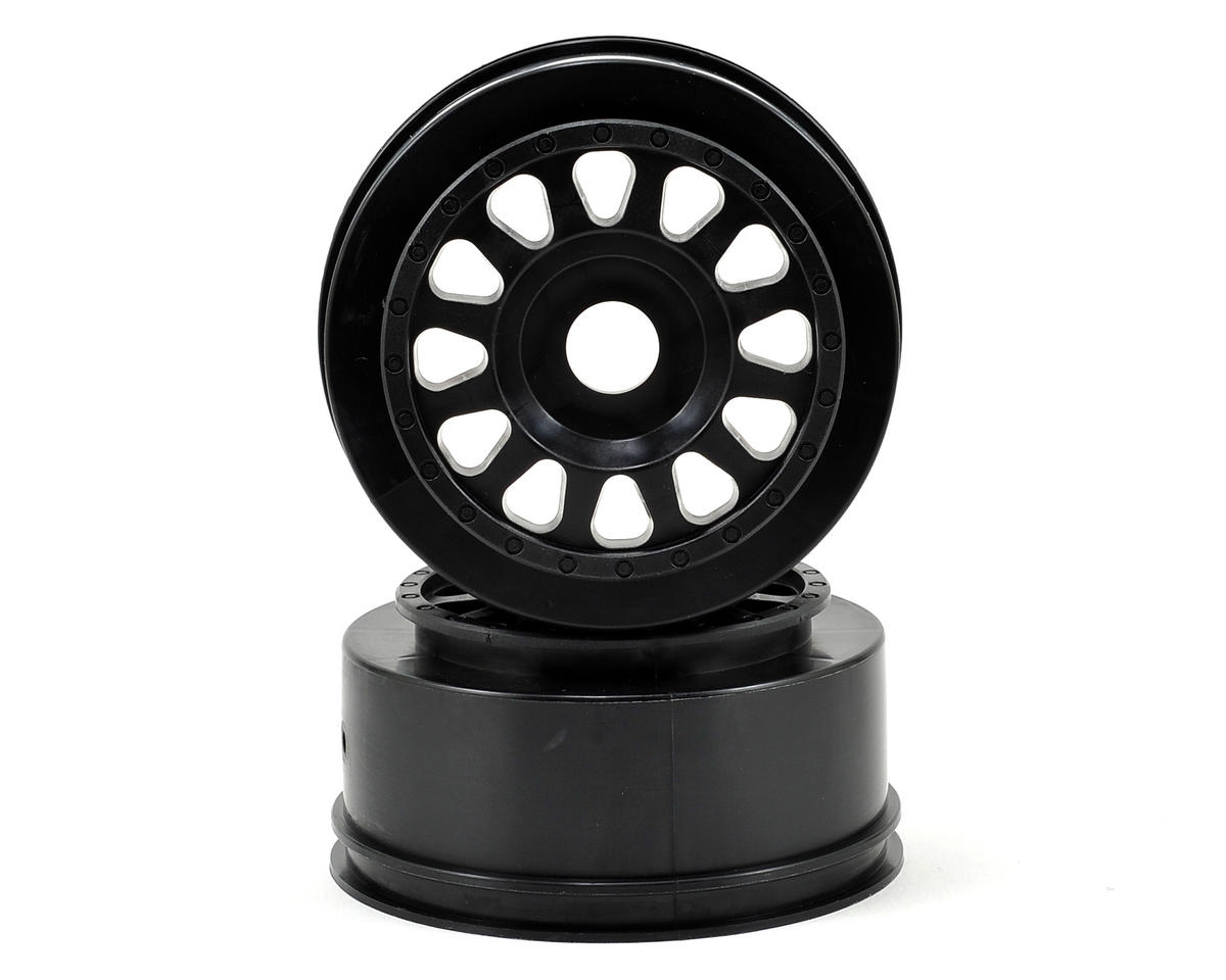 Team Associated Method Wheel (Black) (2)
