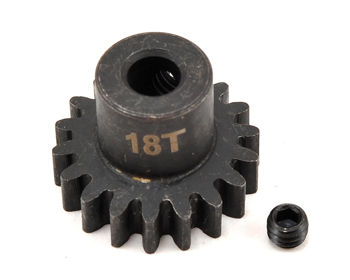 Team Associated Mod1 Pinion Gear w/5mm Bore (18T)