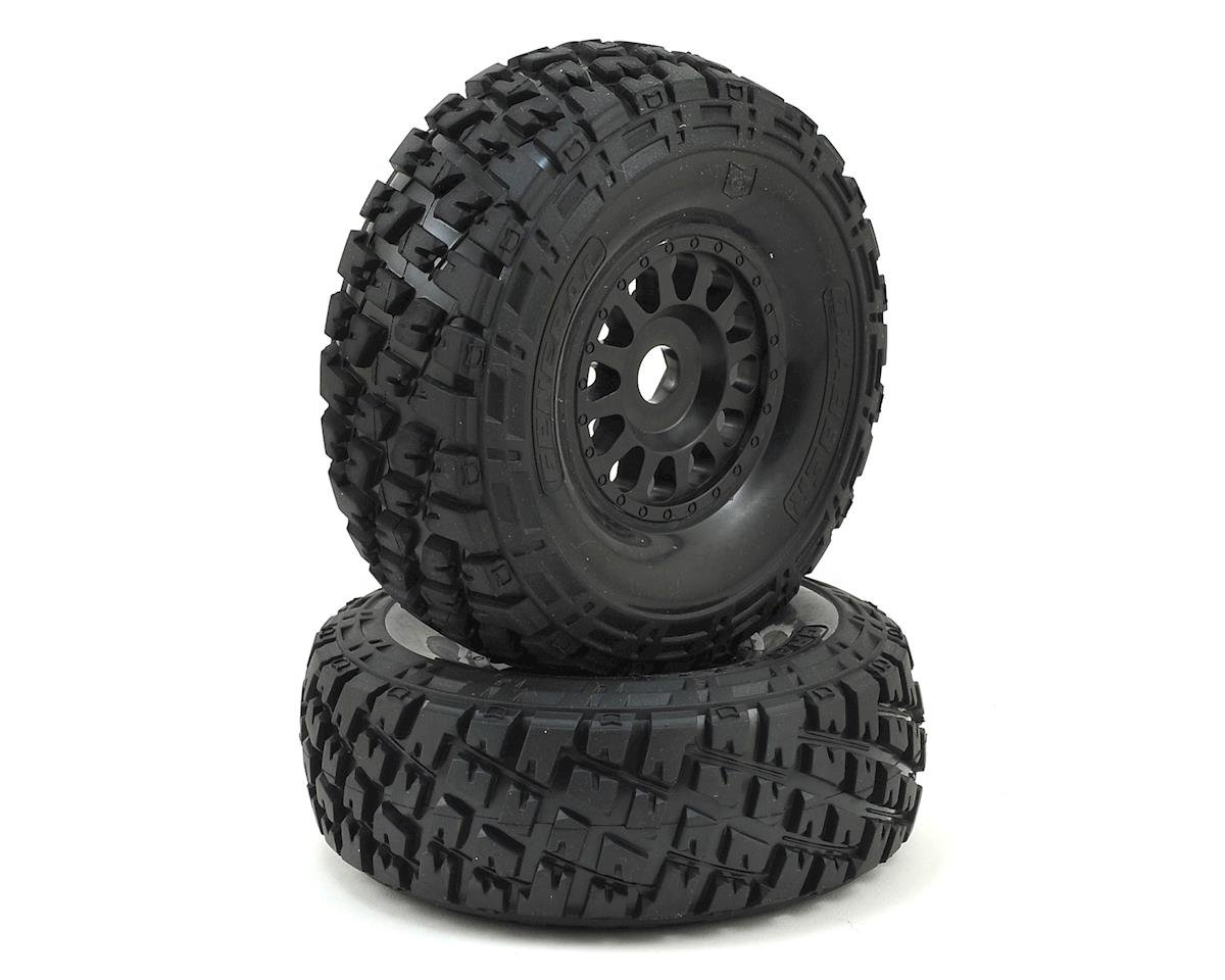 Nomad Pre-mounted Tires by Team Associated