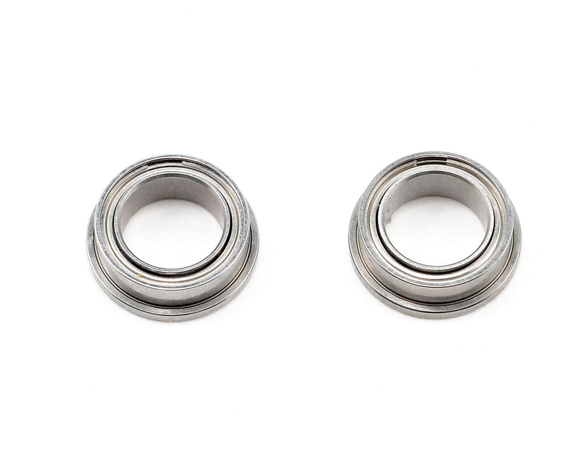 "Team Associated 1/4 x 3/8"" Flanged Ball Bearing (2)"