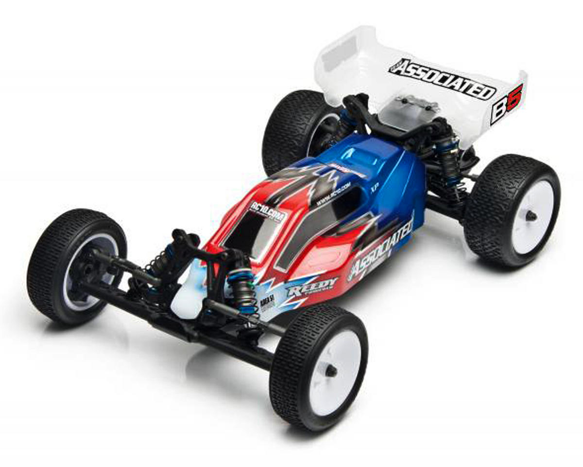 Team Associated RC10 B5 Team Rear Motor 2WD Competition Electric Buggy Kit