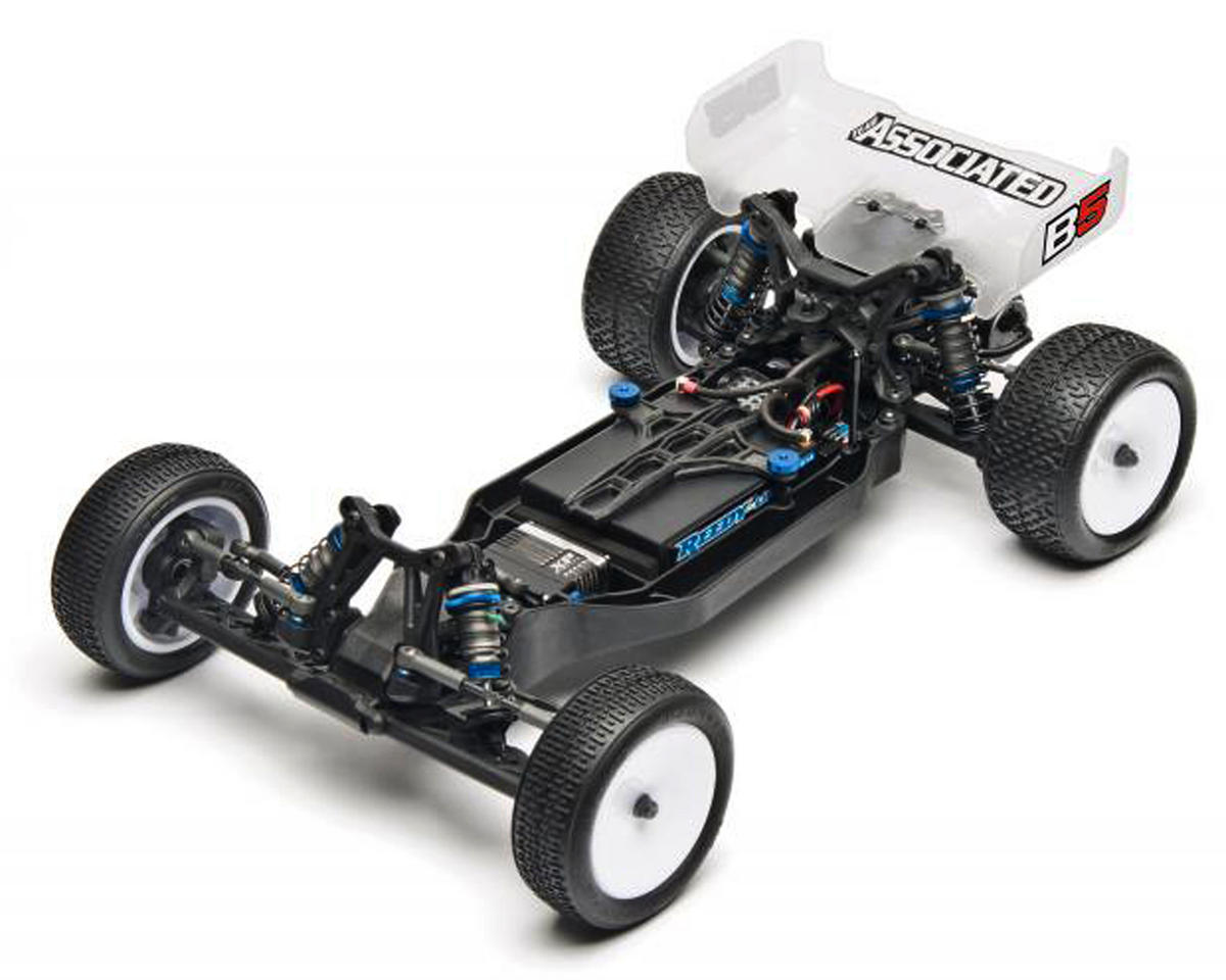 Team Associated Rc10 B5 Team Rear Motor 2wd Competition