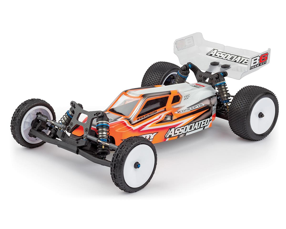 Team Associated RC10 B6 Team 1/10 2WD Buggy Kit Combo