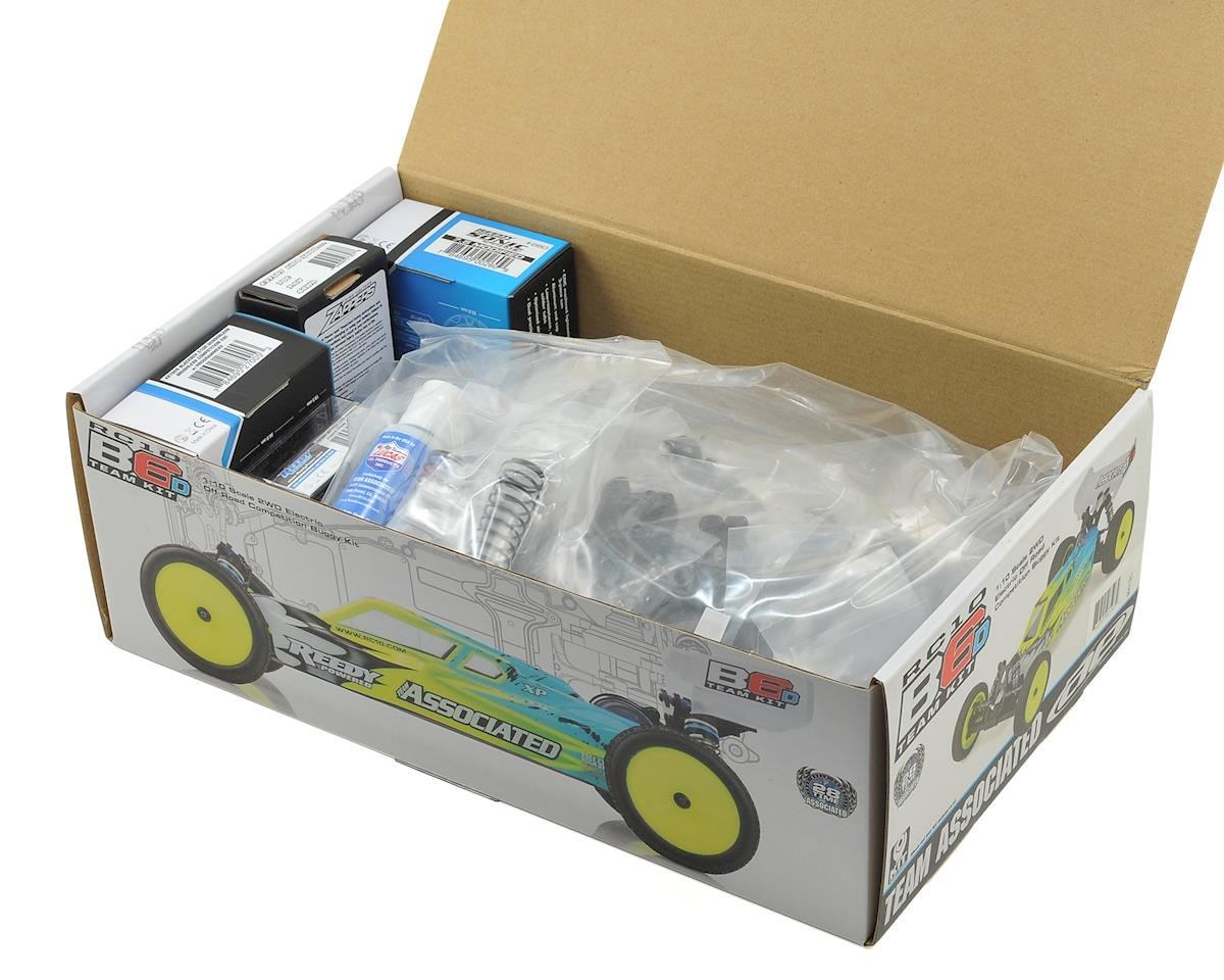 RC10 B6D Team Kit by Team Associated