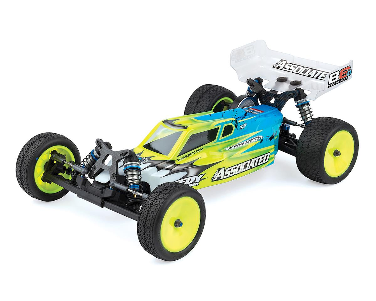 Team Associated RC10 B6D Team 1/10 2WD Buggy Kit Combo