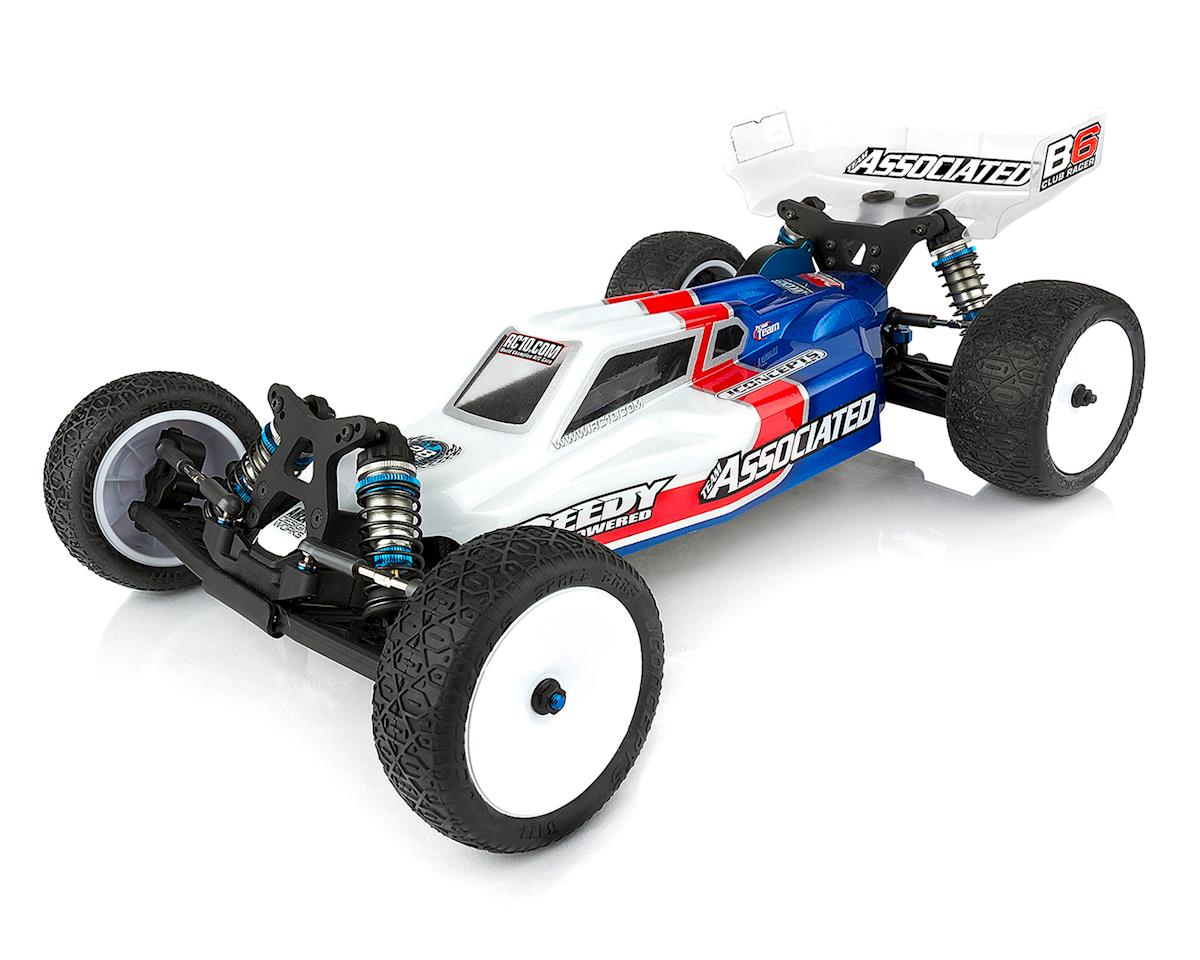 "RC10 B6 ""Club Racer"" 1/10 Electric 2WD Buggy Kit by Team Associated"