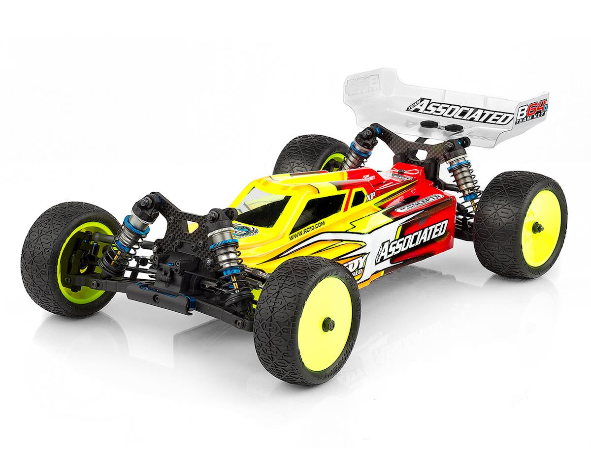 RC10B64D 1/10 4WD Off-Road Electric Buggy Kit by Team Associated