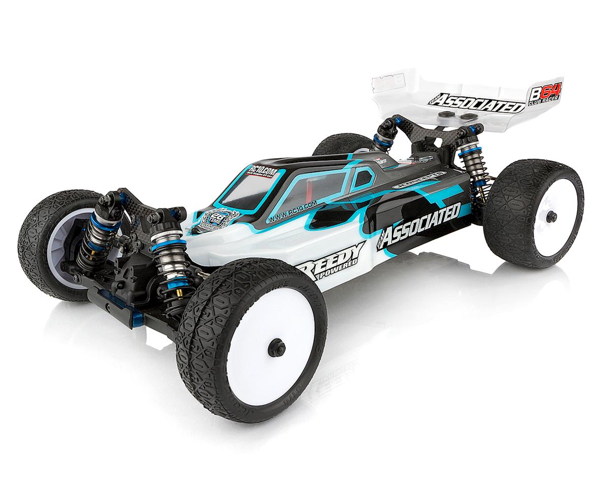 RC10 B64 Club Racer 1/10 4WD Off-Road Electric Buggy Kit by Team Associated