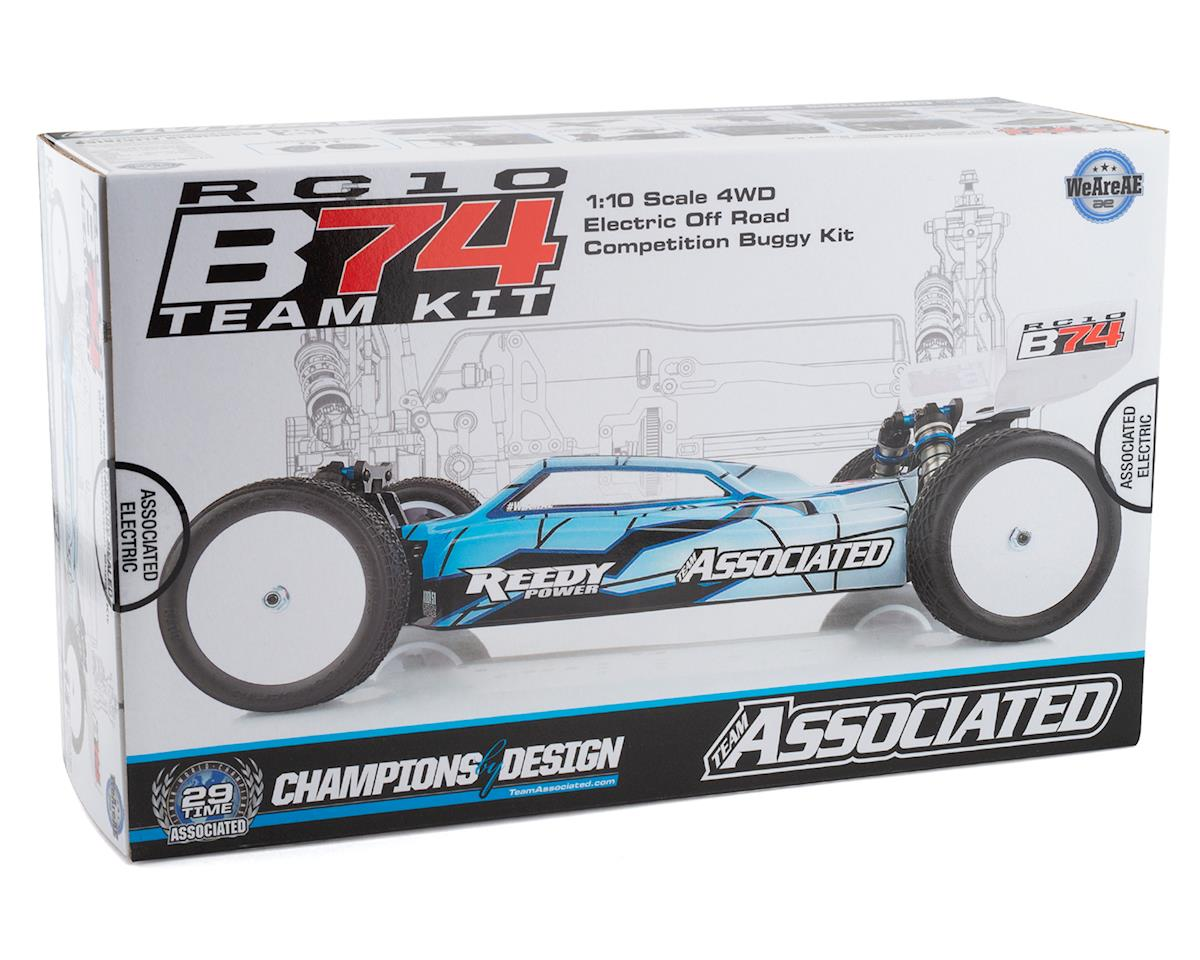 Image 7 for Team Associated RC10 B74 Team 1/10 4WD Off-Road Electric Buggy Kit