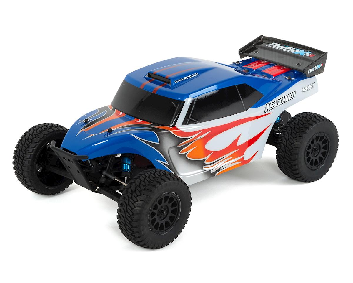 Reflex DB10 RTR 1/10 Electric 2WD Brushless Desert Buggy