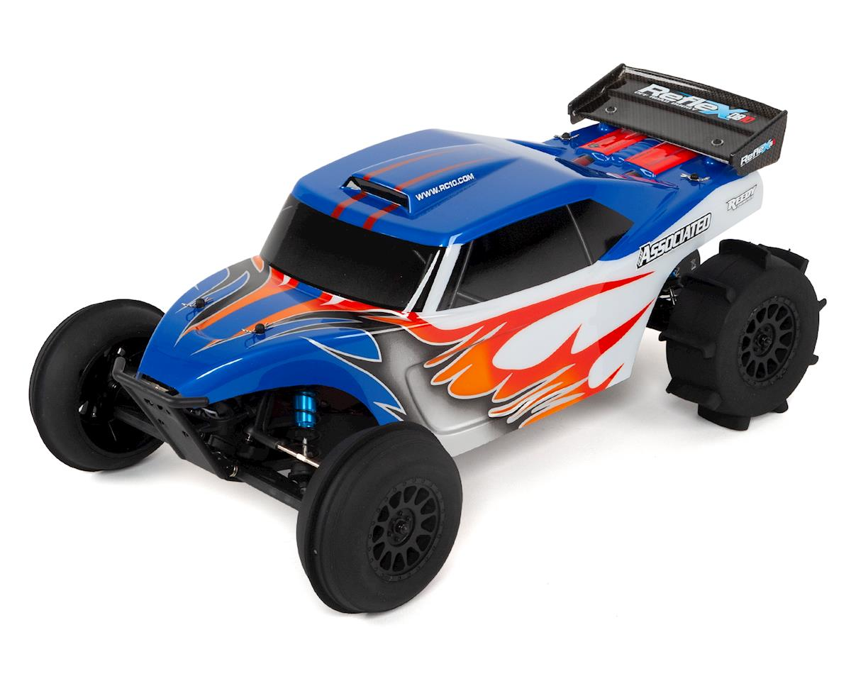 Team Associated Reflex DB10 Paddle Tire Limited Edition 1/10 Electric 2WD RTR
