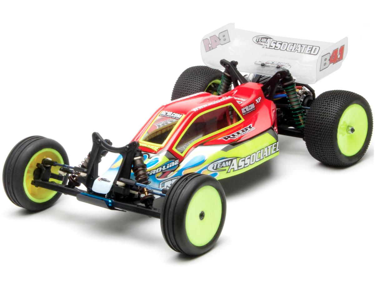 Team Associated Factory Team B4.1 Worlds 2WD Competition Electric Buggy Kit