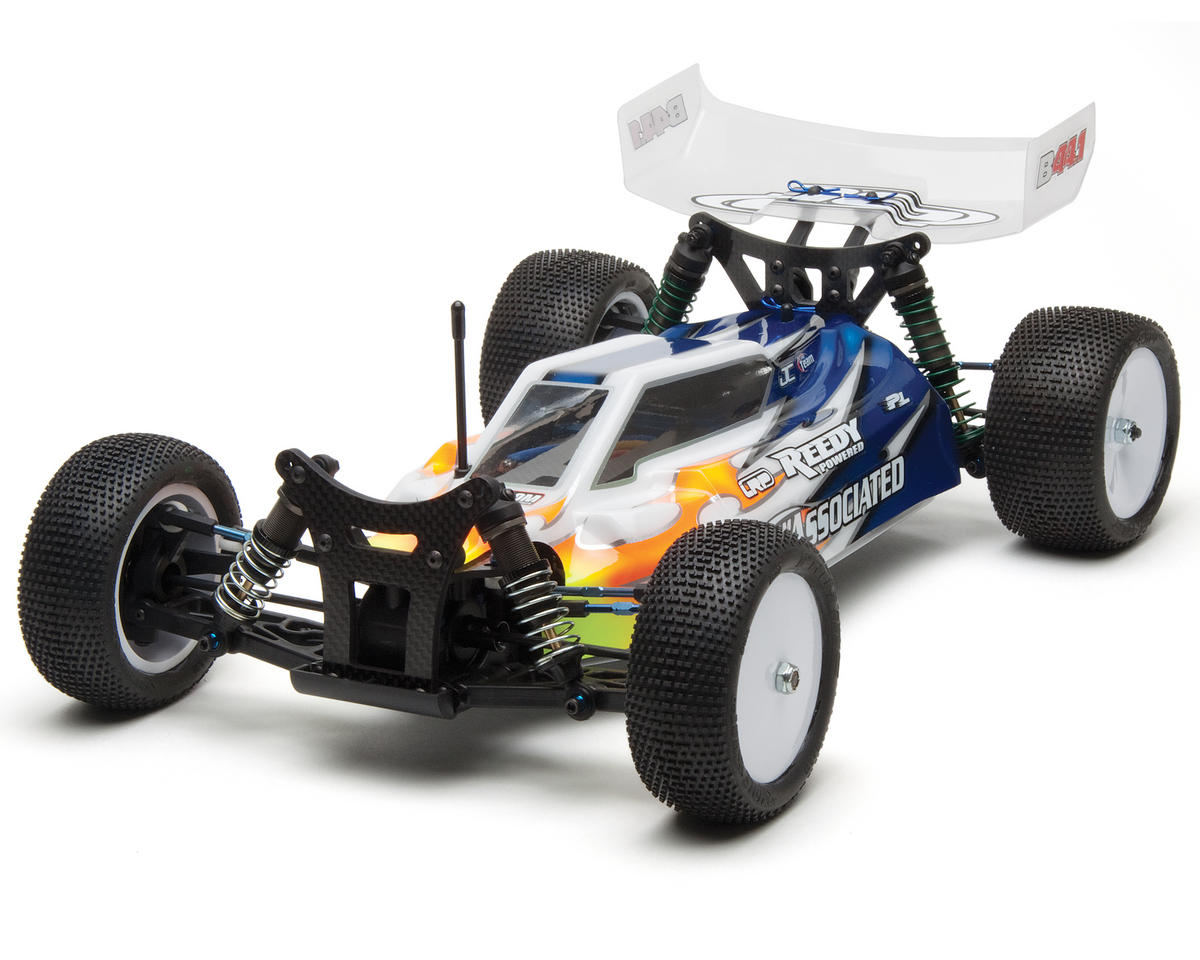 Team Associated B44.1 Factory Team 4WD Buggy Kit