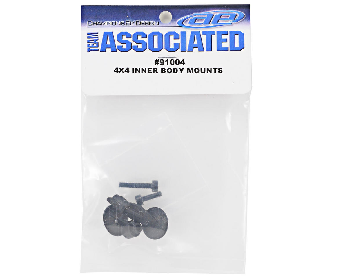 Team Associated Inner Body Mount Set