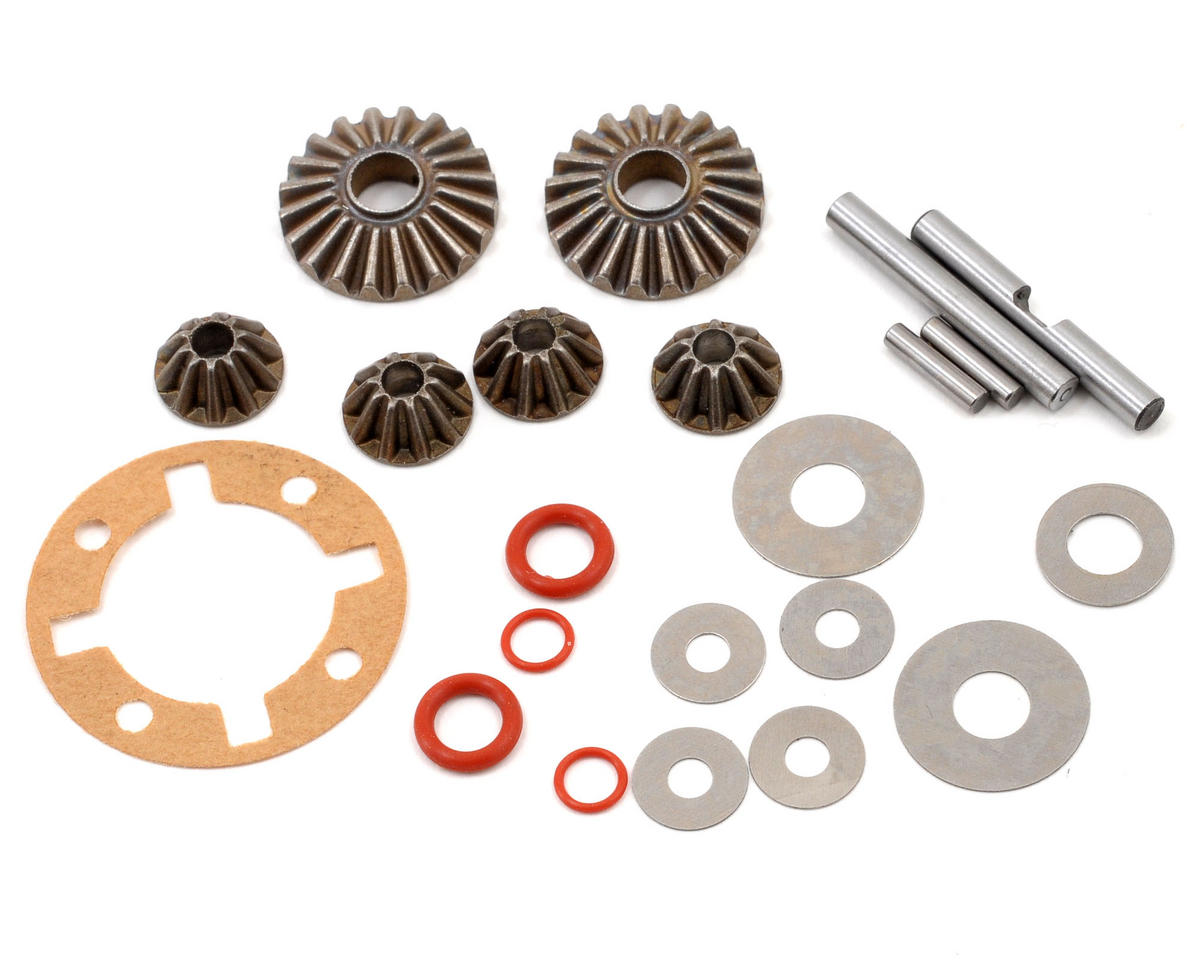 Gear Differential Rebuild Set by Team Associated