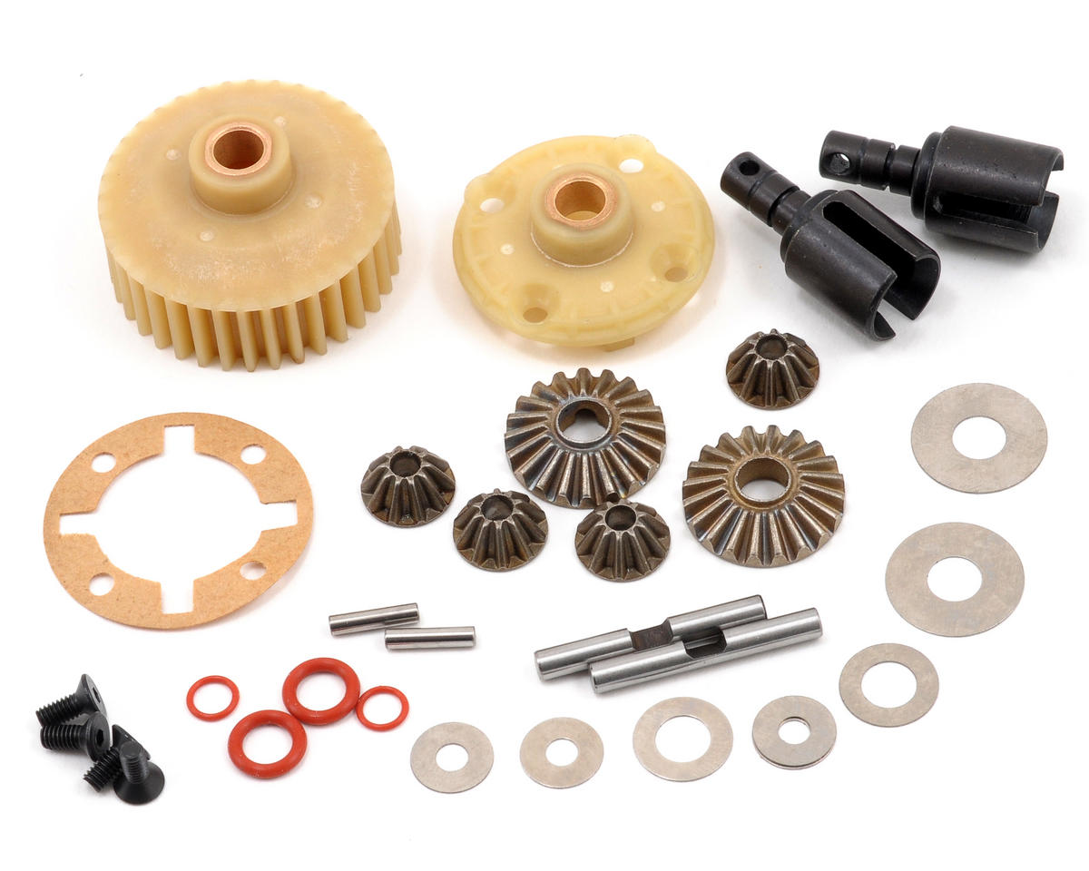Gear Differential Kit by Team Associated