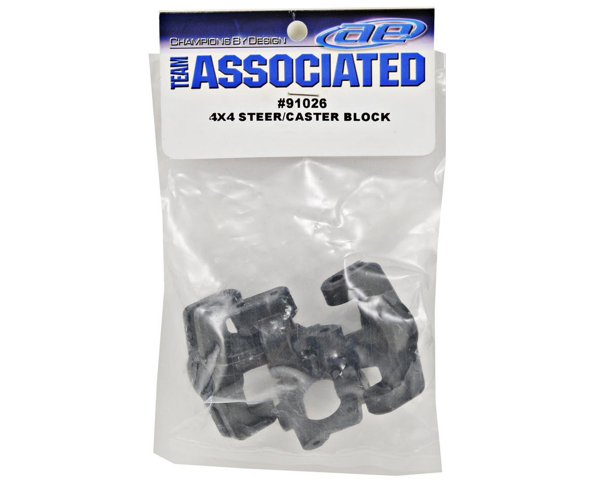 Team Associated Steering/Caster Block Set