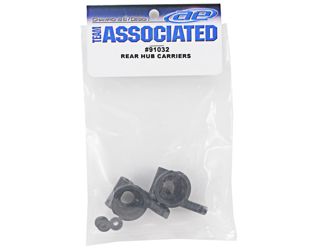 Team Associated Rear Hub Carrier Set