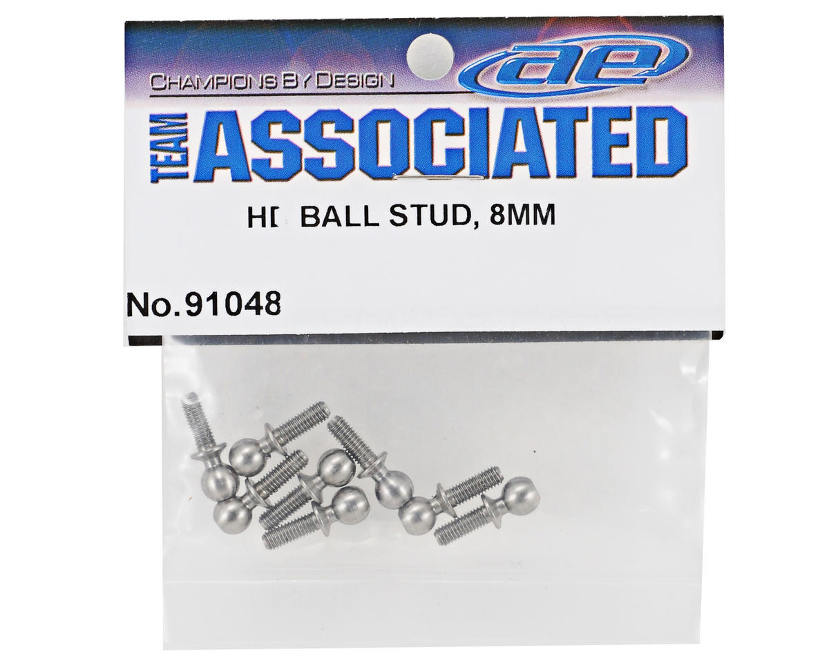 Team Associated 8mm Heavy Duty Ballstud Set (7)