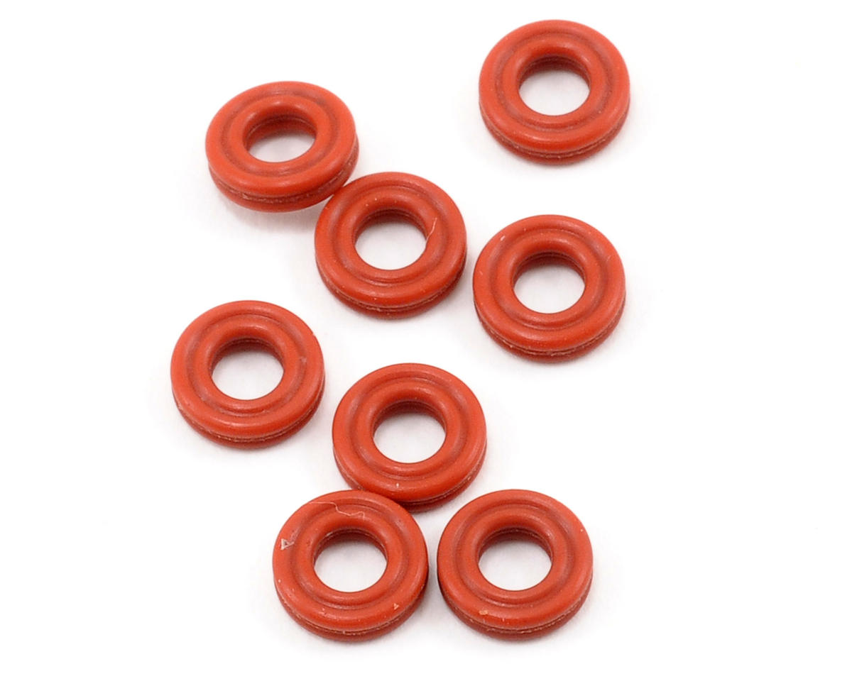 13mm X-Ring Shock Seal Set (8) by Team Associated