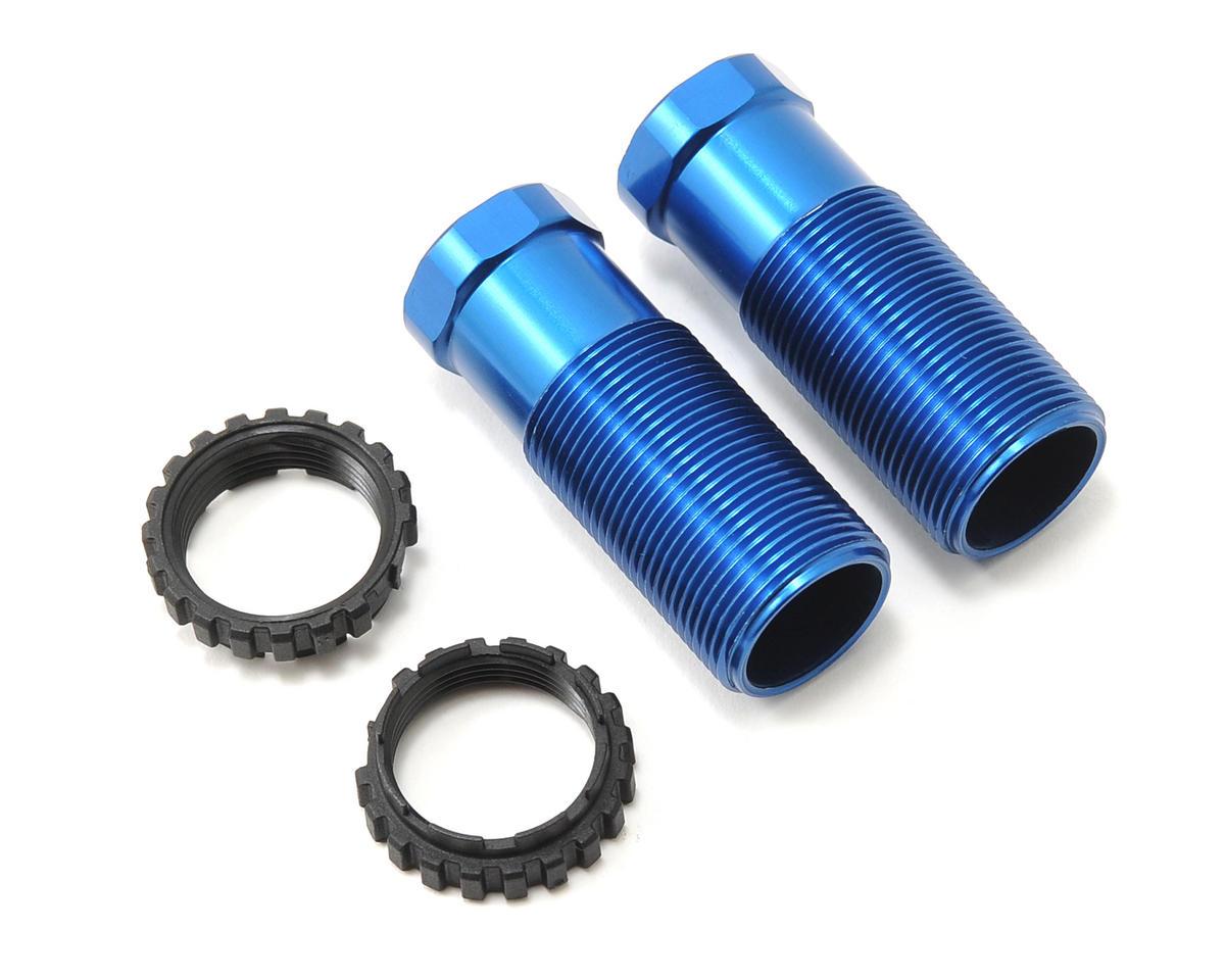 Team Associated 13mm Rear Shock Body Set (Blue)