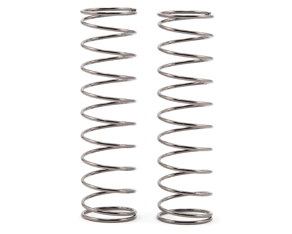 Team Associated 13mm Rear Shock Spring (White - 2.5lb) (2)