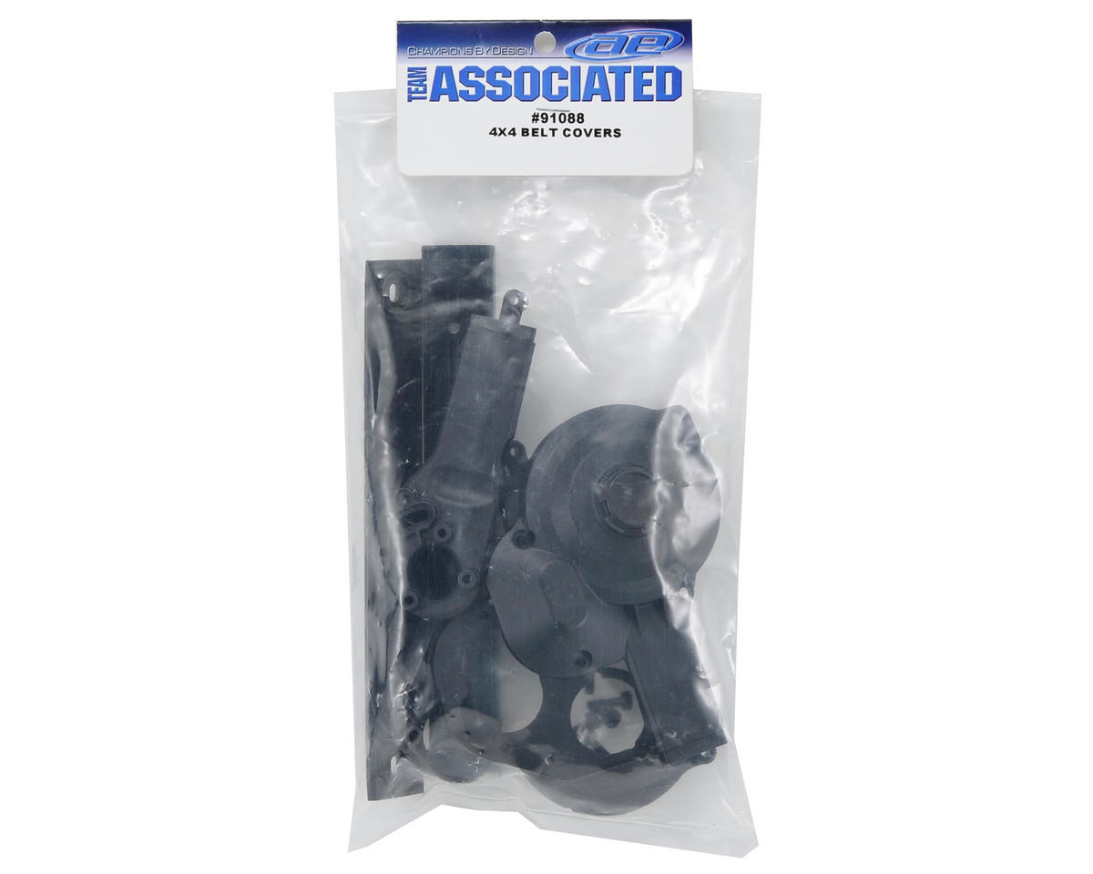 Team Associated Belt Cover Set