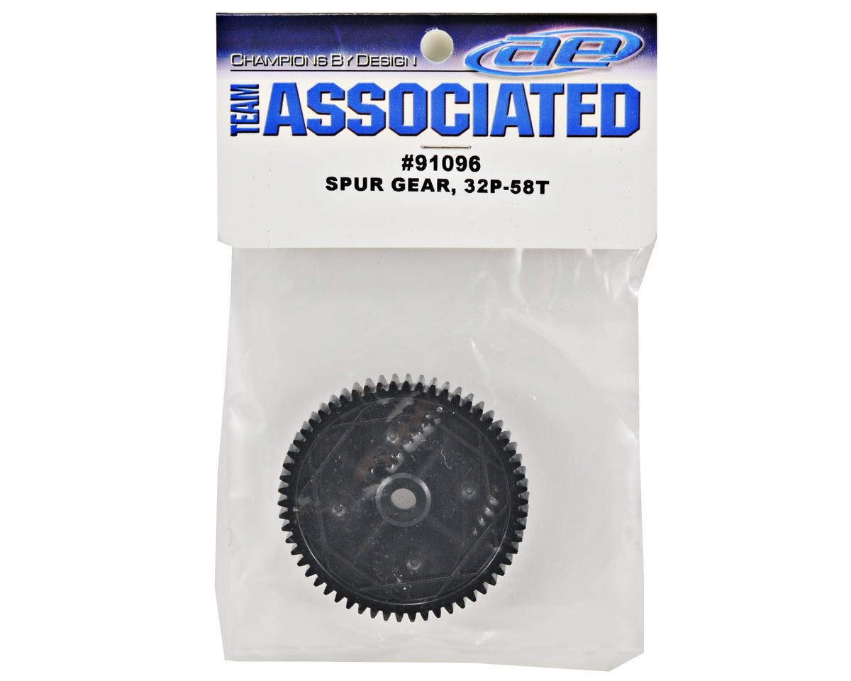 Team Associated 32P Spur Gear (SC10 4x4) (58T)
