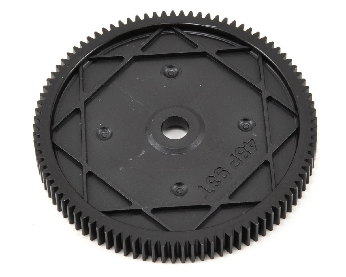 48P Spur Gear (93T) by Team Associated