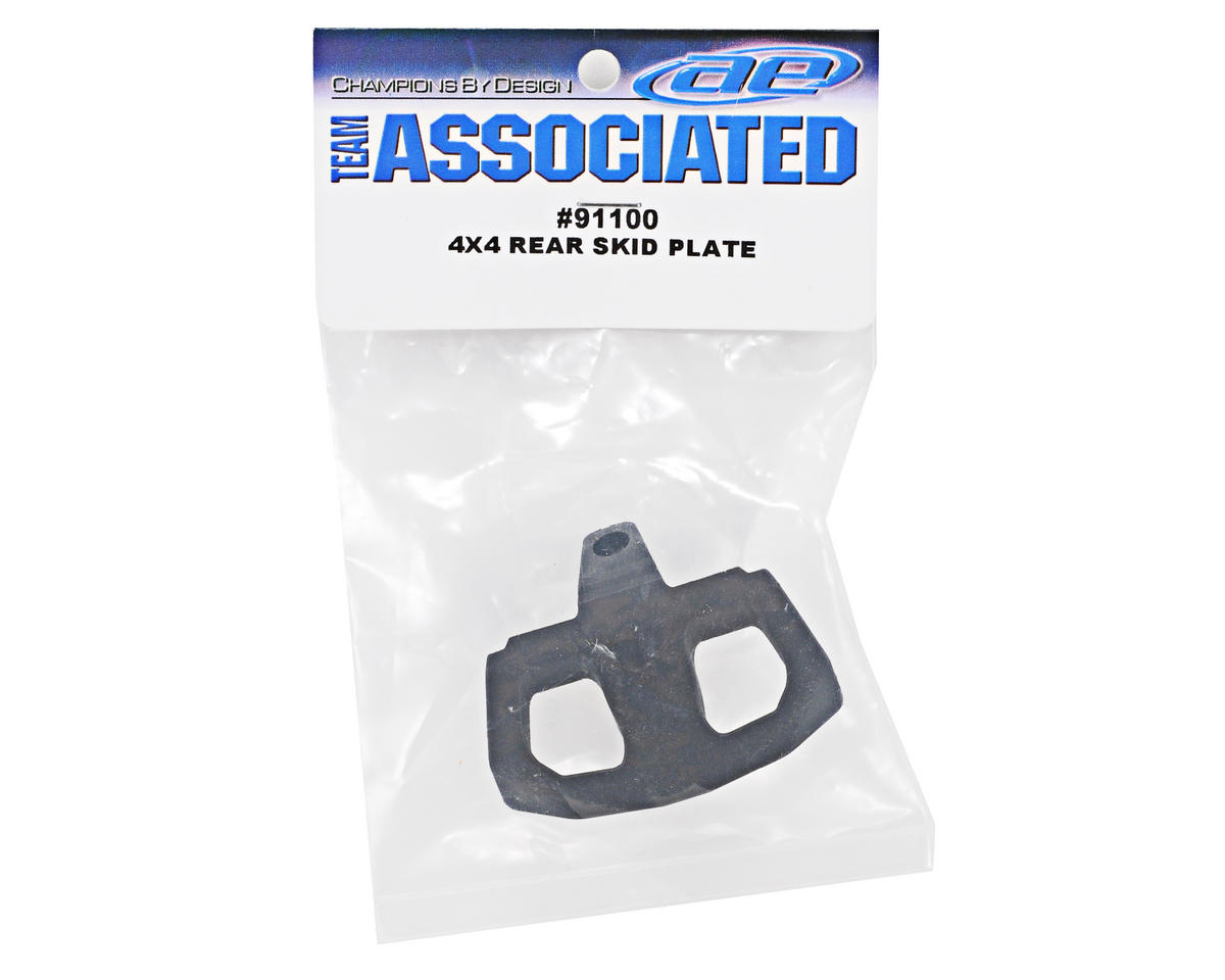 Team Associated Rear Skid Plate
