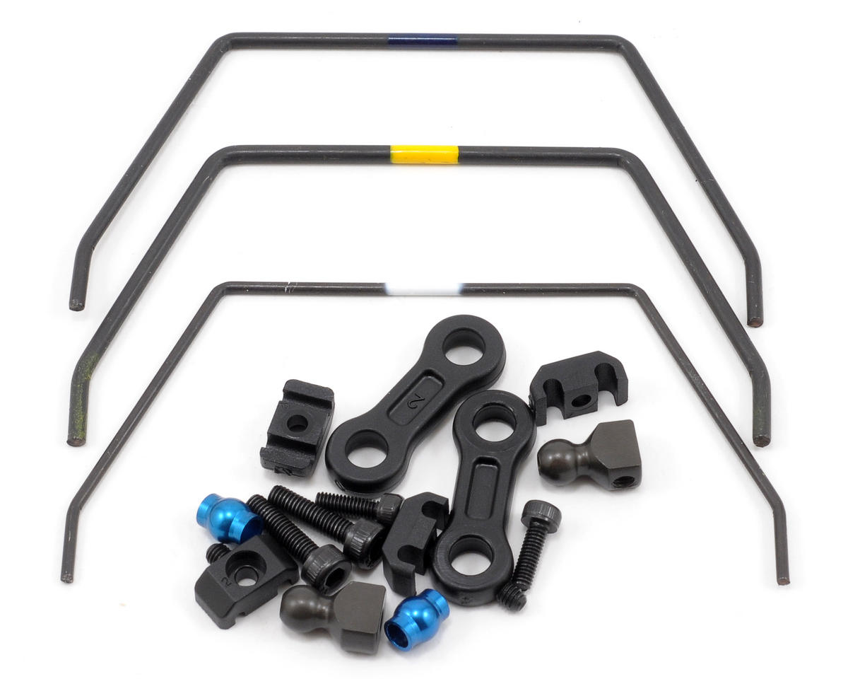 Team Associated Factory Team Front Swaybar Set