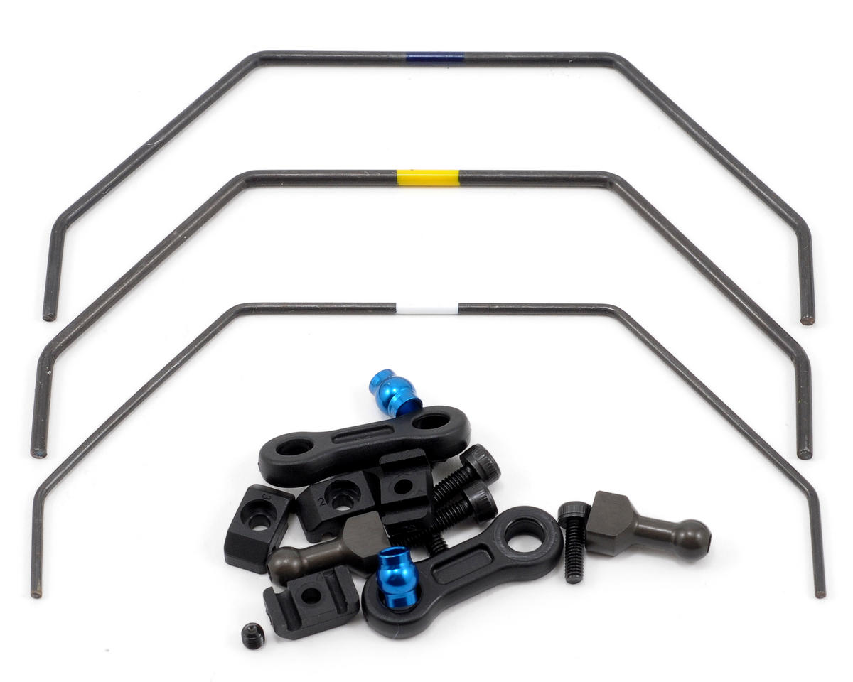 Factory Team Rear Swaybar Set by Team Associated