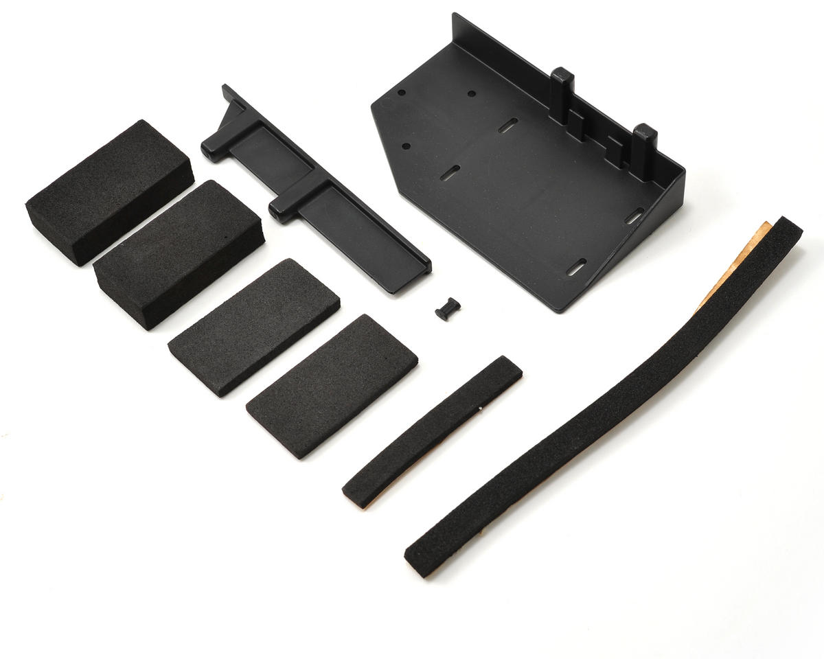 Team Associated ESC Tray & Battery Wall Set