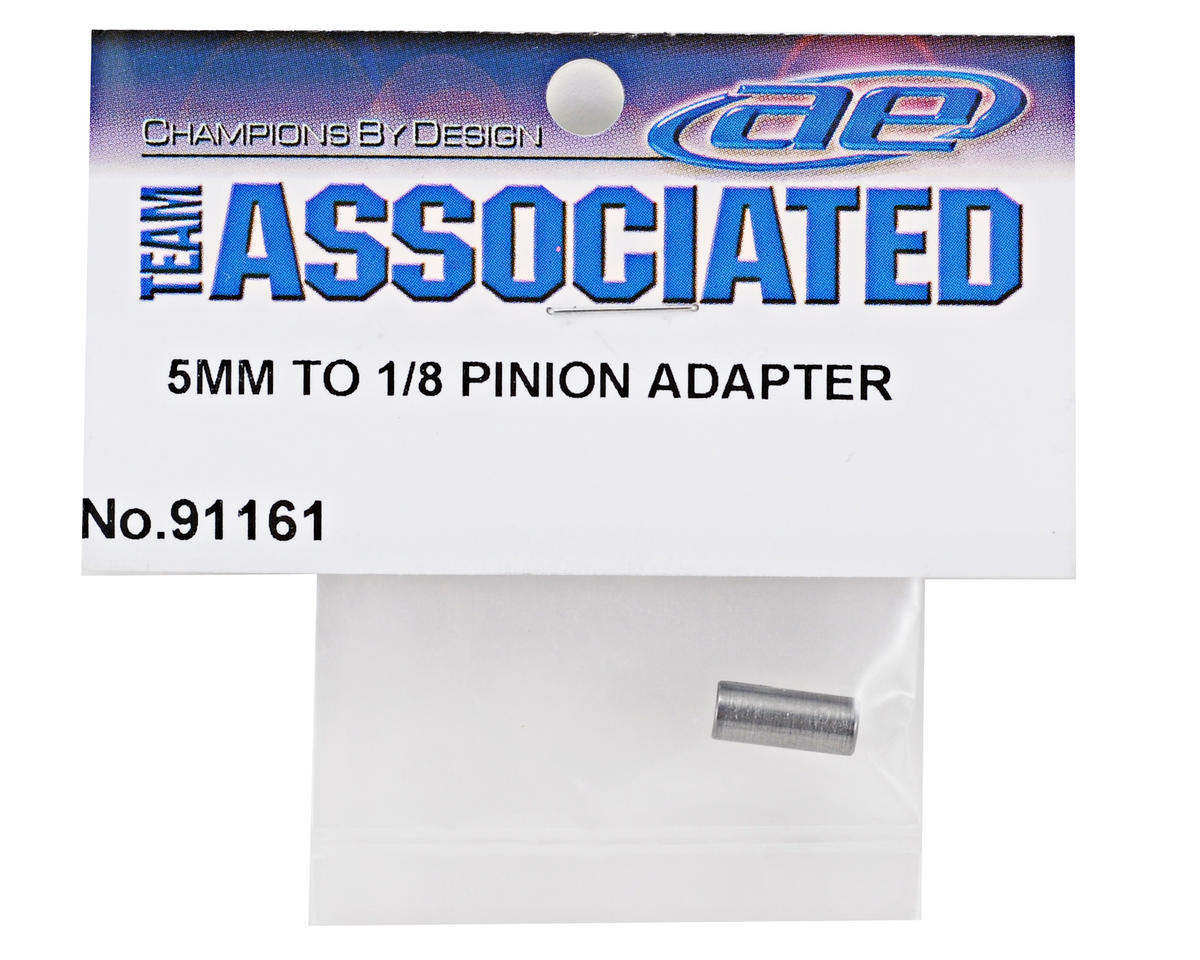 Team Associated 5mm To 1/8 Pinion Adapter