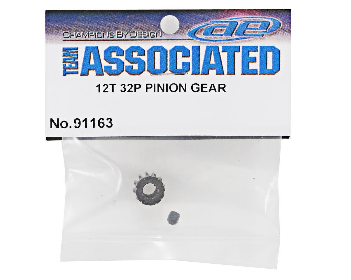32P Pinion Gear w/5mm Bore (12T) by Team Associated