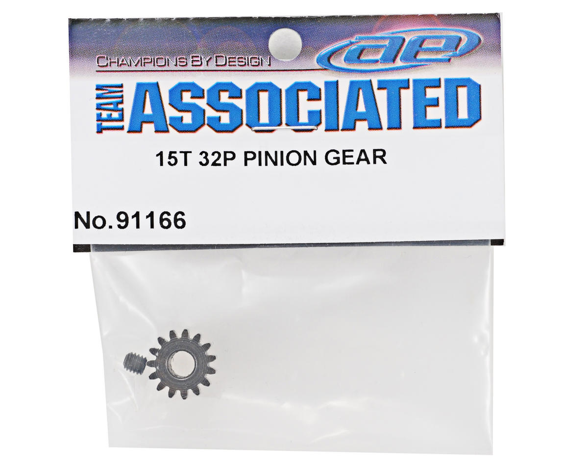Team Associated 32P Pinion Gear w/5mm Bore (15T)