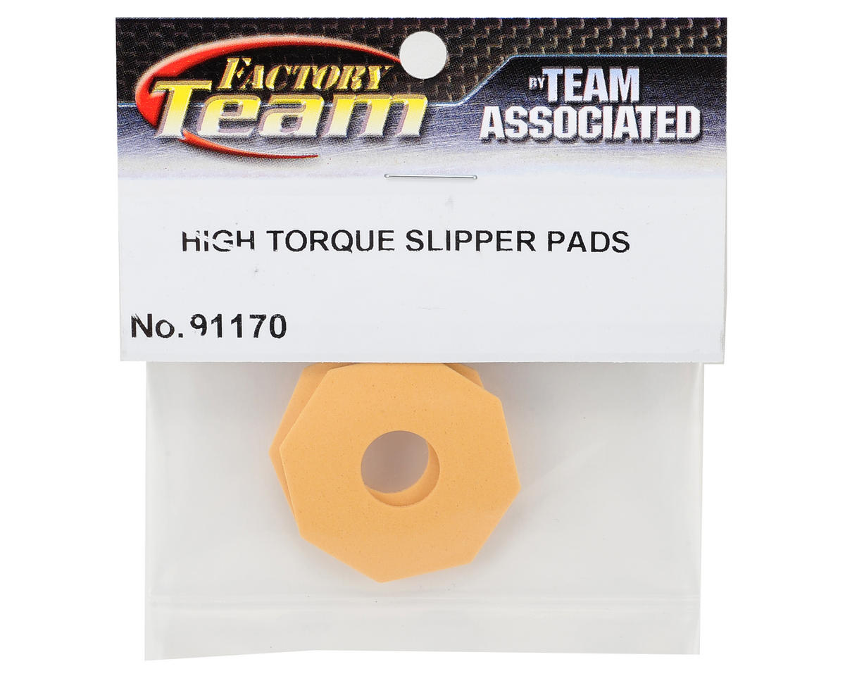 Team Associated Factory Team High Torque Slipper Pad Set (2)