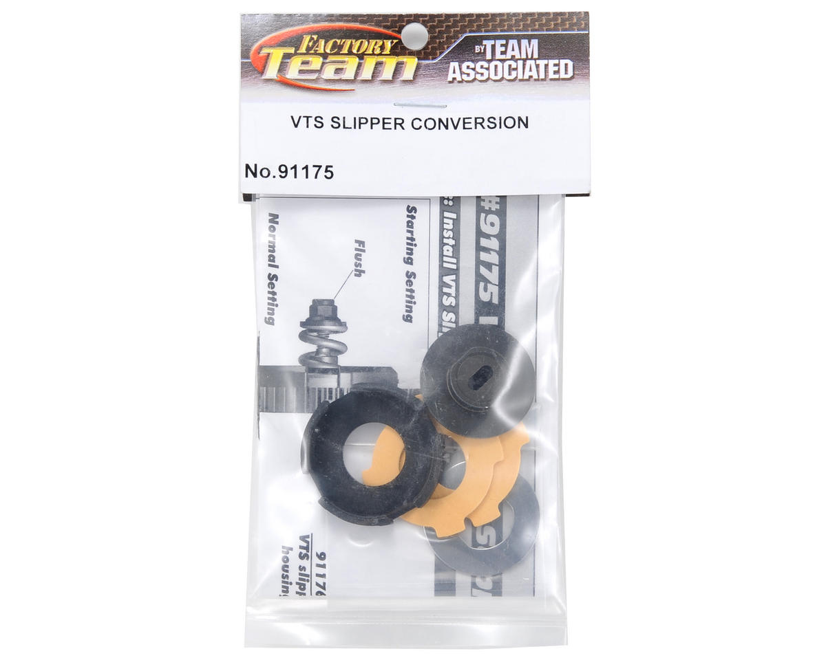 Team Associated FT VTS Slipper Conversion Set