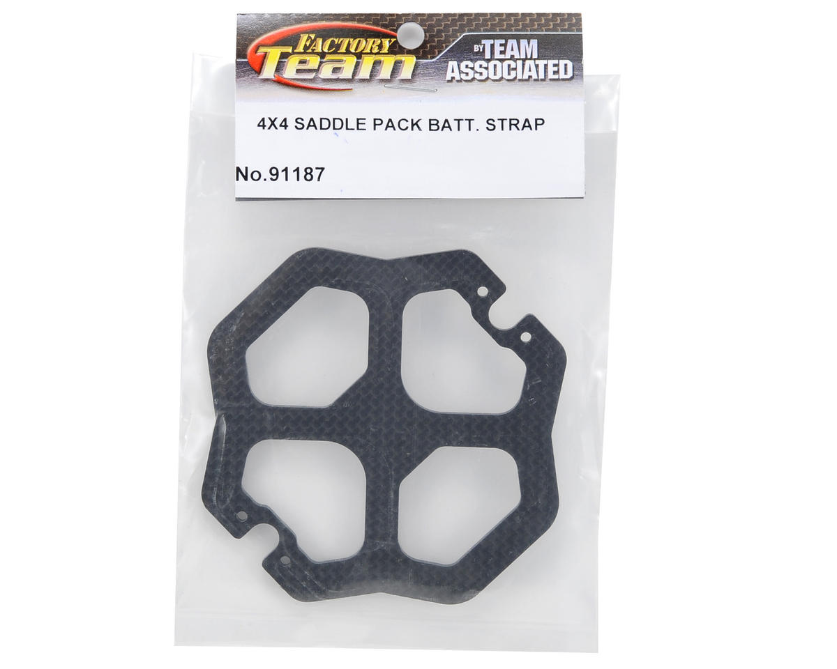 Team Associated FT 4X4 Saddle Pack Battery Strap