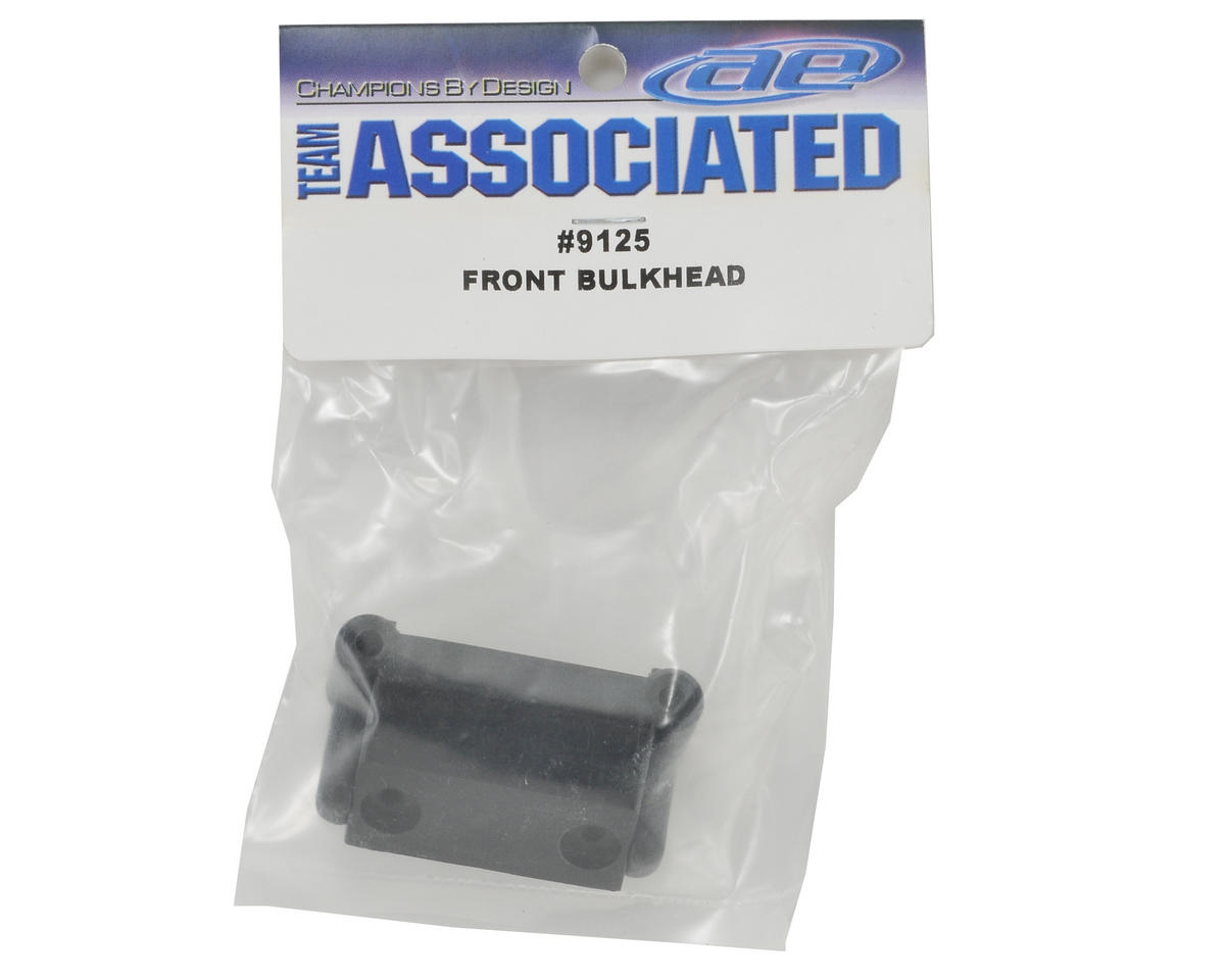 Front Bulkhead (RC10B2/3,T3) by Team Associated