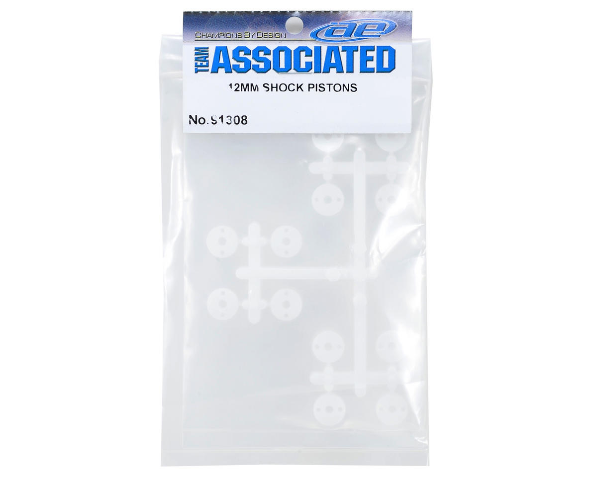 Team Associated 12mm Big Bore Shock Piston Set