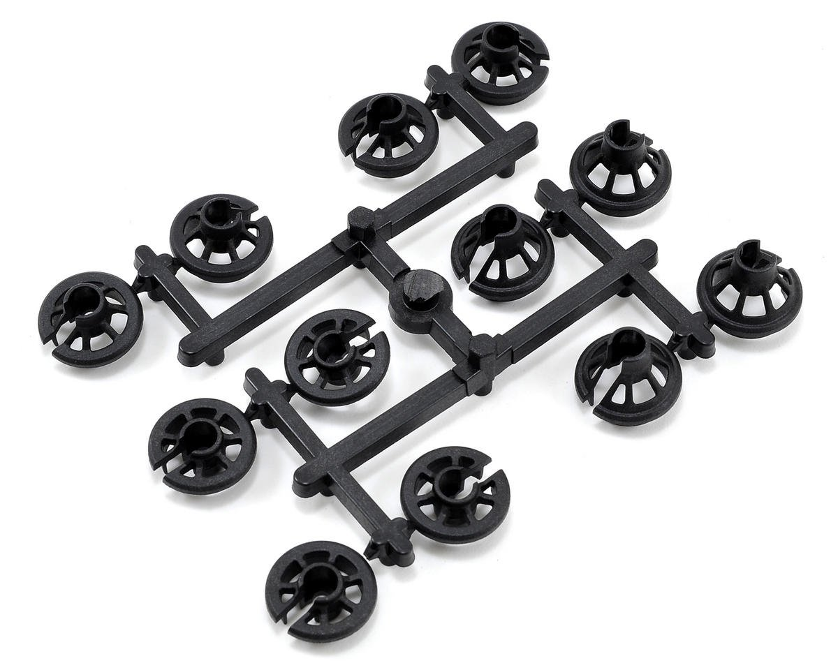 Team Associated SC10GT 12mm Shock Spring Cup Set (12)