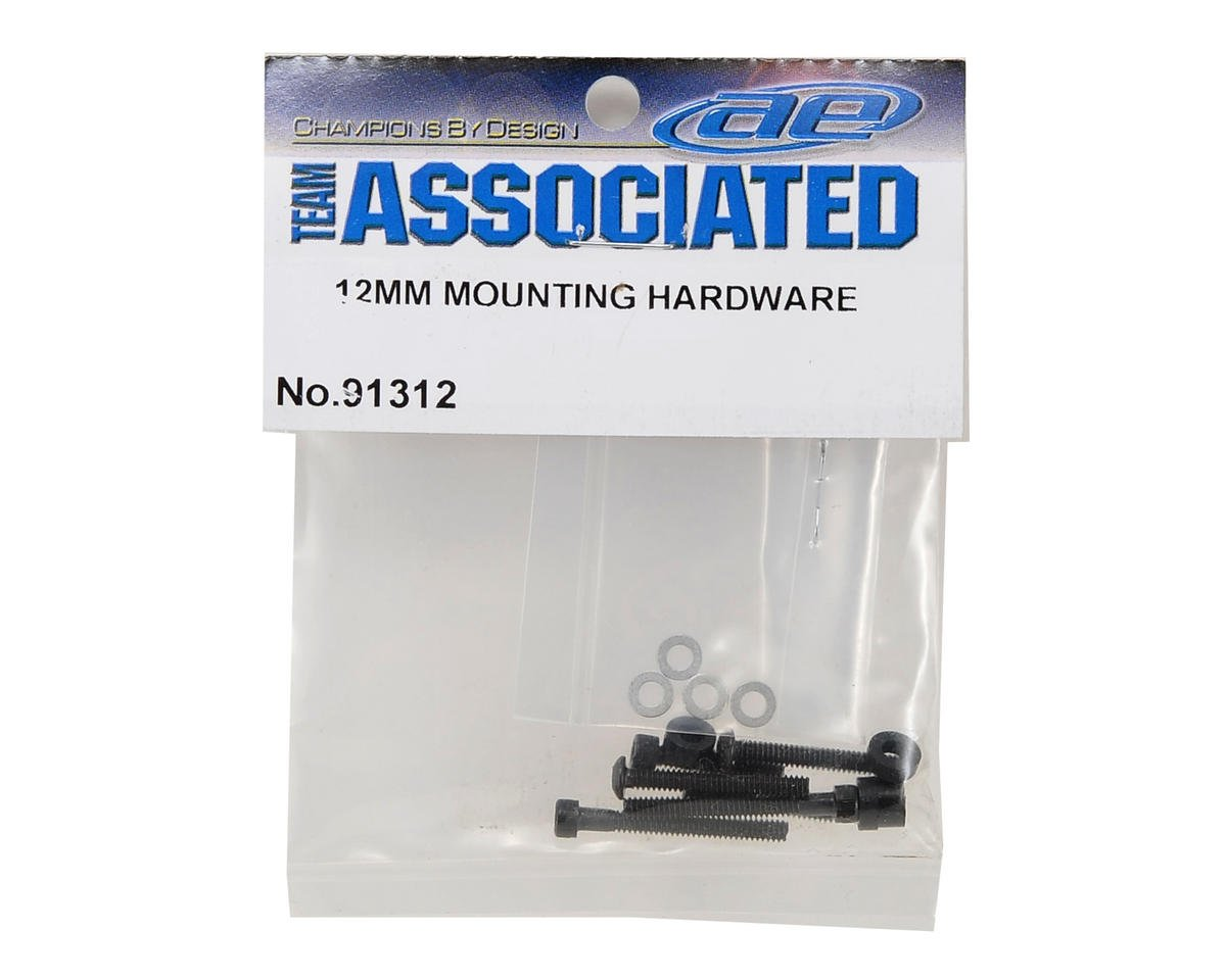Team Associated 12mm Big Bore Mounting Hardware