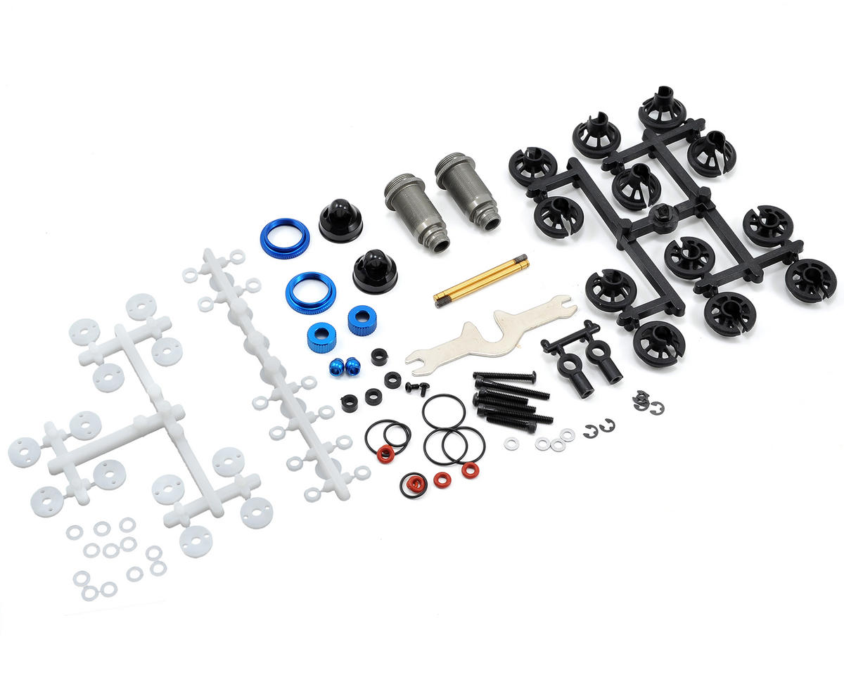 12mm Big Bore Front Shock Kit (B4/B44) by Team Associated