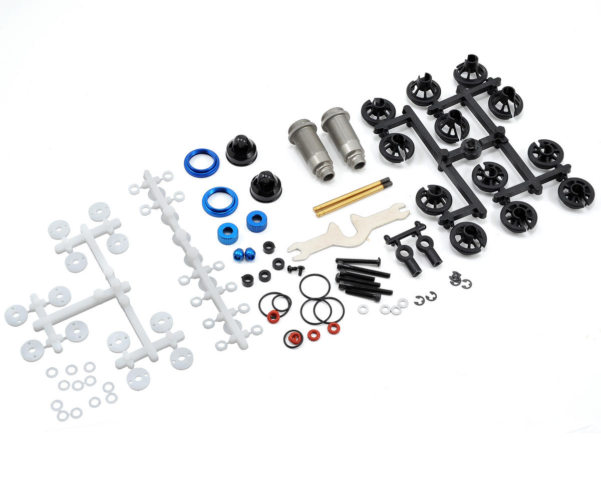 Team Associated RC10 T4.1 12mm Big Bore Front Shock Kit (SC10/T4)
