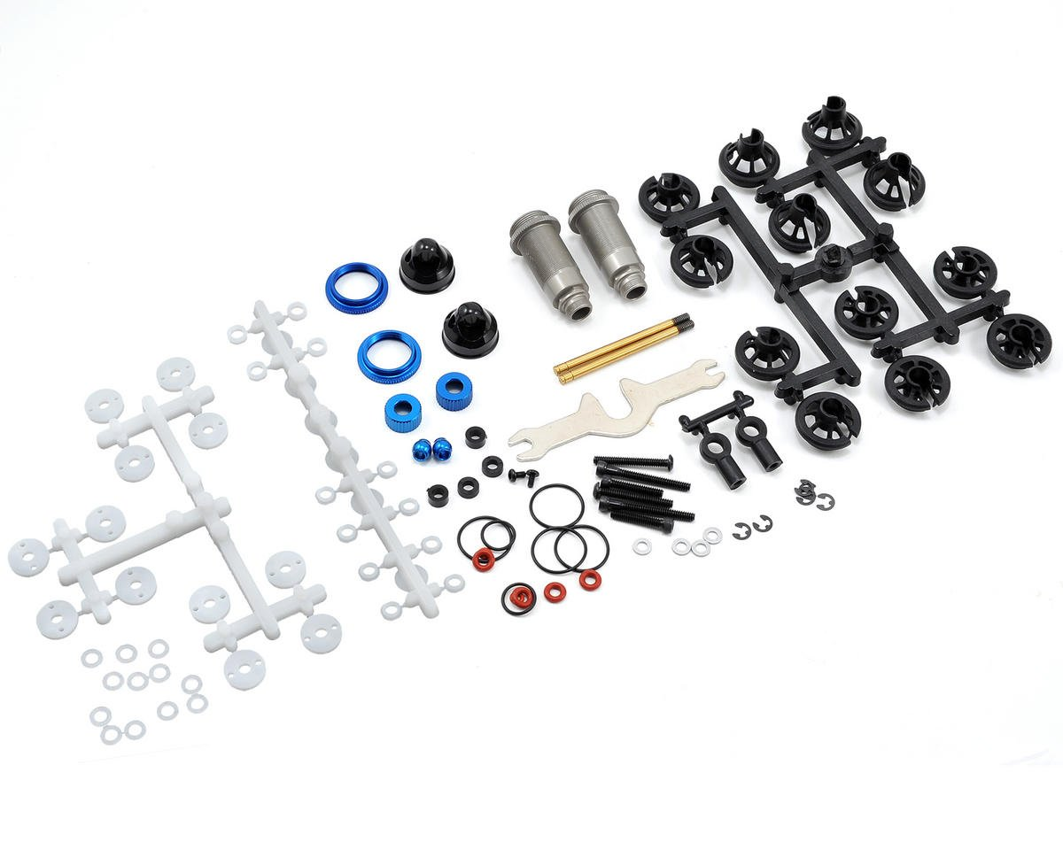 Team Associated RC10 T4 12mm Big Bore Front Shock Kit (SC10/T4)