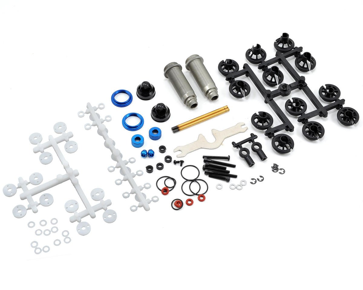 Team Associated SC10 12mm Big Bore Rear Shock Kit (SC10/T4)