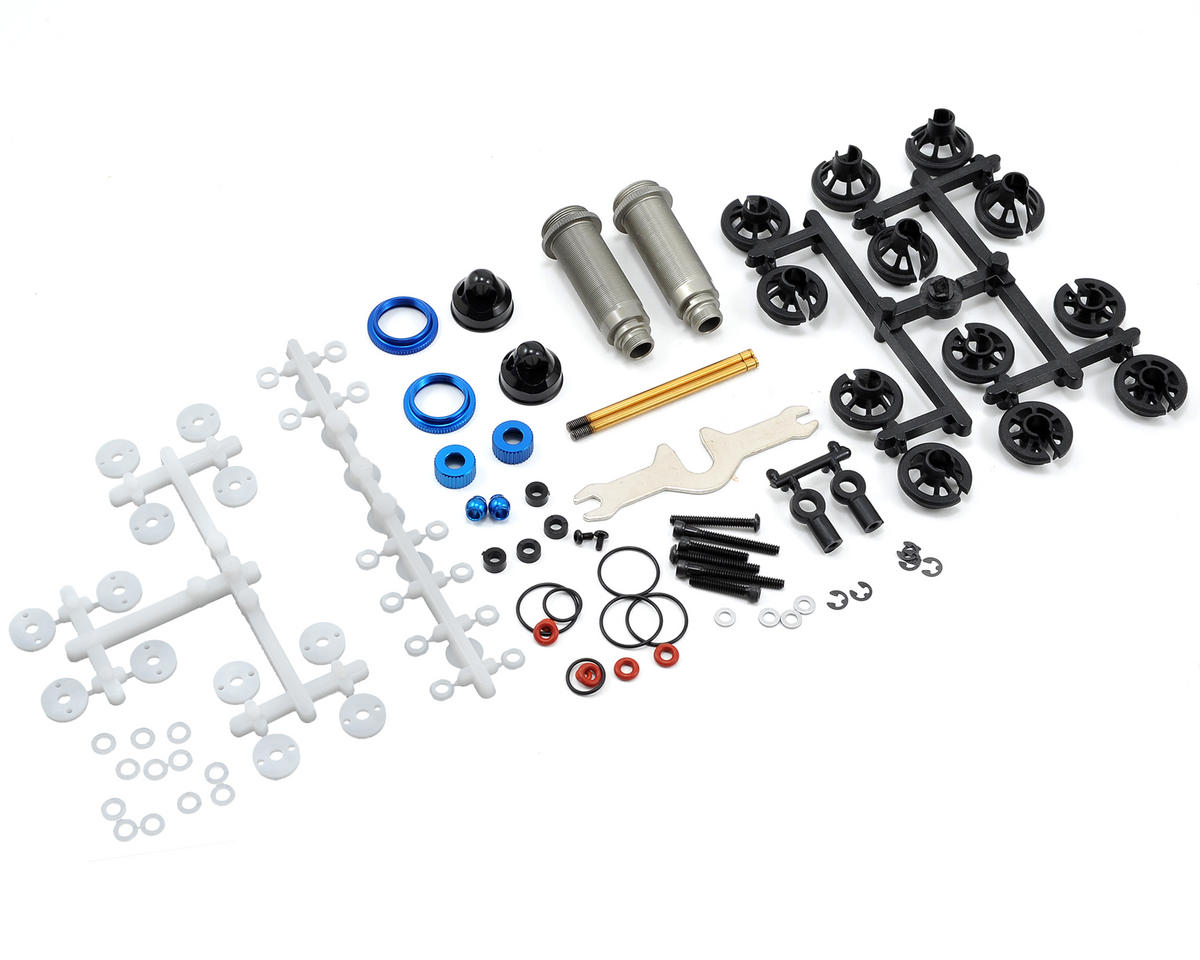 Team Associated SC10.2 12mm Big Bore Rear Shock Kit (SC10/T4)
