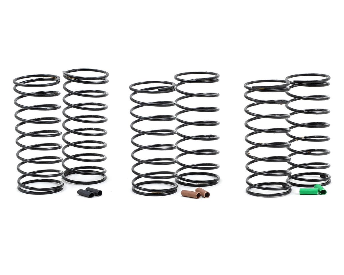 Associated 7430 Associated Front Shock Spring 3 red 3.90 lb