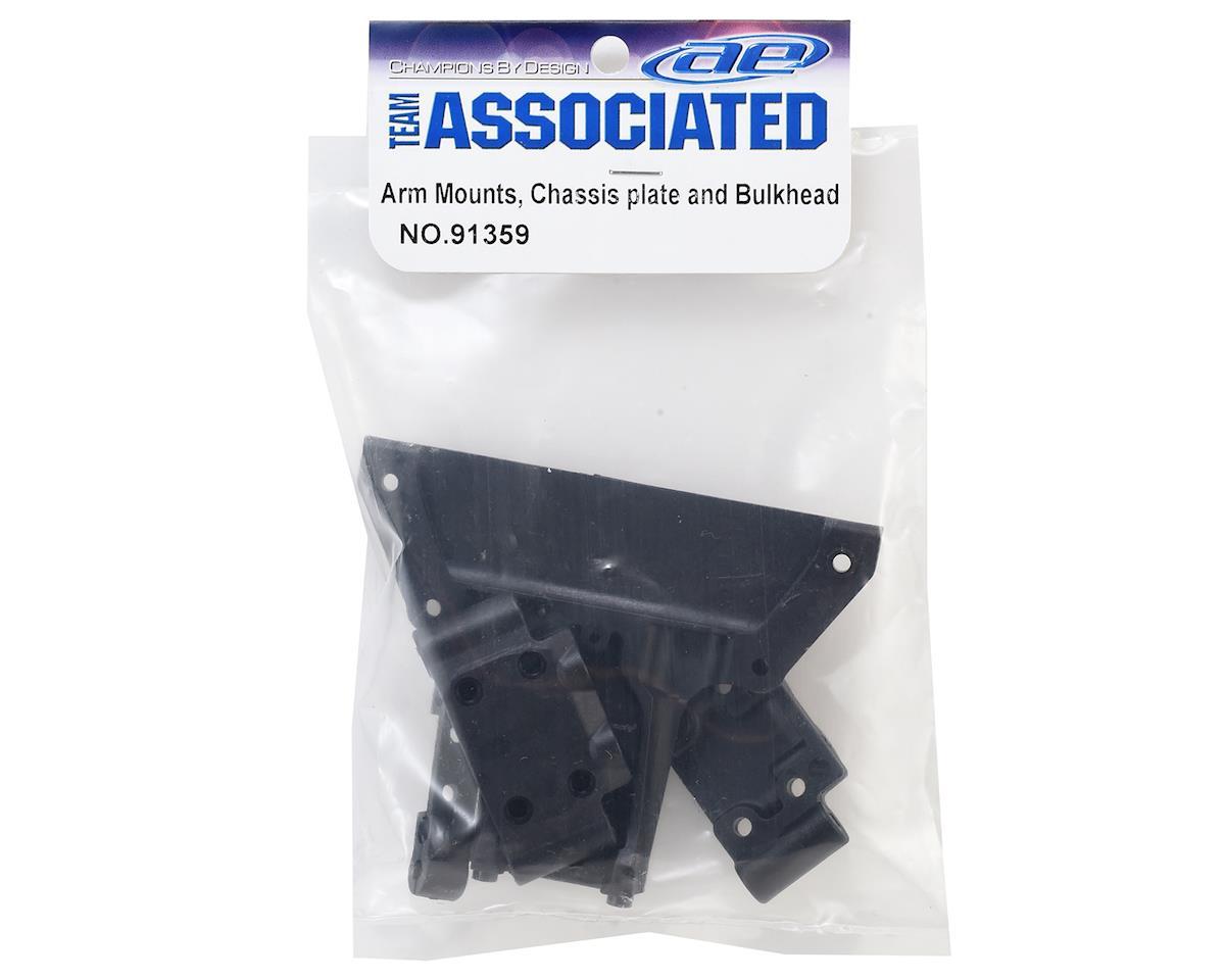 Team Associated Arm Mounts & Bulkhead Set